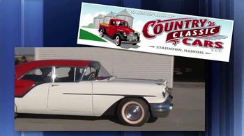 Country Classic Cars TV Spot - Thumbnail 1