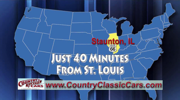 Country Classic Cars TV Spot - Thumbnail 10