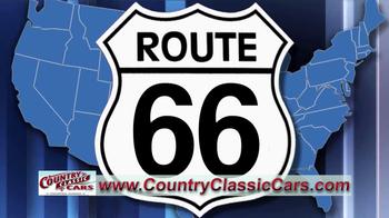 Country Classic Cars TV Spot - Thumbnail 9