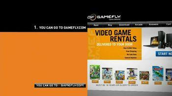 GameFly.com TV Spot, 'Easy'