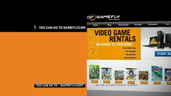 GameFly.com TV Spot, 'Easy' - Thumbnail 9