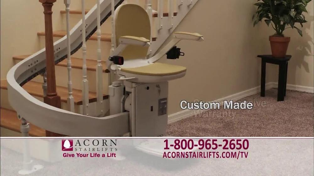 Acorn Stairlifts Tv Commercial Alert Ispot Tv