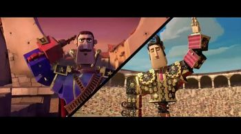 The Book of Life - 4660 commercial airings