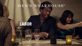 Men's Wearhouse Labor Day Sale TV Spot, 'Dinnertime' - Thumbnail 1