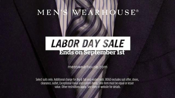 Men's Wearhouse Labor Day Sale TV Spot, 'Dinnertime' - Thumbnail 7