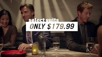Men's Wearhouse Labor Day Sale TV Spot, 'Dinnertime' - Thumbnail 4