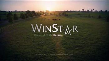 Winstar Farm TV Spot, 'The Dream' - Thumbnail 10