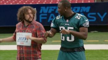 NFL Fantasy Football TV Spot, 'Victory Dance' Featuring LeSean McCoy - Thumbnail 2