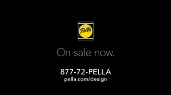 Pella Designer Series Windows TV Spot, 'On Sale Now' - Thumbnail 10