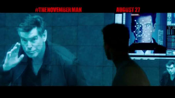 The November Man - Alternate Trailer 4