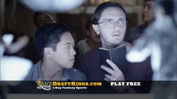 DraftKings Free Entry TV Spot, 'Kickoff' - Thumbnail 5