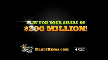 DraftKings Free Entry TV Spot, 'Kickoff' - Thumbnail 9