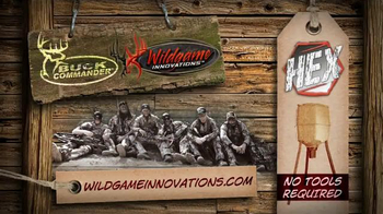 Wildgame Innovations Buck Commander Hex TV Spot - Thumbnail 9