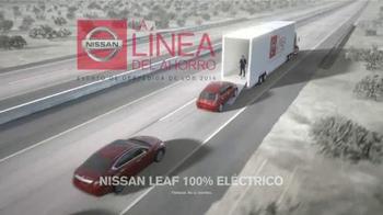 Nissan Evento de Despedida de Los 2014 TV Spot [Spanish] - Thumbnail 3