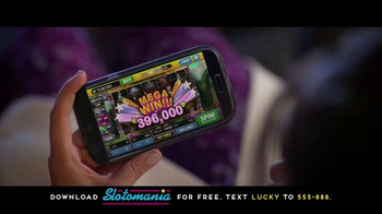 Slotomania Slot Machines TV Spot - Thumbnail 6