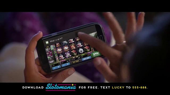 Slotomania Slot Machines TV Spot - Thumbnail 5