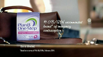 Plan B One-Step TV Spot, 'Perfectly Imperfect' - Thumbnail 4