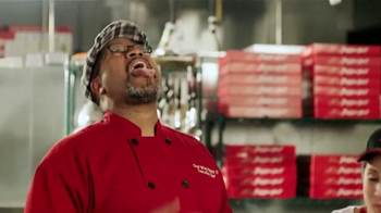 Pizza Hut Cheesy Bites Pizza TV Spot [Spanish] - Thumbnail 4