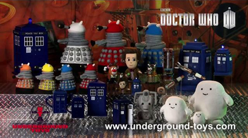 Doctor Who Toys and Collectibles TV Spot - Thumbnail 10