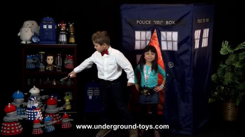 Doctor Who Toys and Collectibles TV Spot - Thumbnail 2