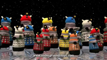 Doctor Who Toys and Collectibles TV Spot - Thumbnail 3