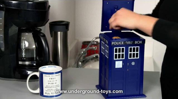 Doctor Who Toys and Collectibles TV Spot - Thumbnail 6