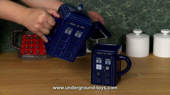 Doctor Who Toys and Collectibles TV Spot - Thumbnail 7