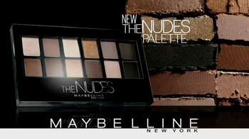 Maybelline New York The Nudes Palette TV Spot, 'Dare to Go Nude' - Thumbnail 2