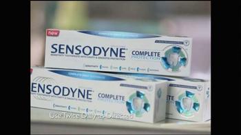 Sensodyne Complete Protection TV Spot, 'Call for Help' - Thumbnail 4