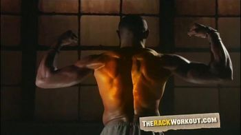 The Rack Workout TV Spot, 'Get Jacked' Featuring Terrell Owens - 17 commercial airings