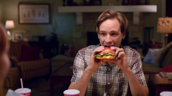 Wendy's Smoked Gouda Chicken Sandwich TV Spot, 'Dinner, Dinner, Surprise' - Thumbnail 8