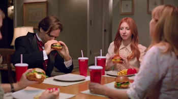 Wendy's Smoked Gouda Chicken Sandwich TV Spot, 'Fancy' - Thumbnail 4
