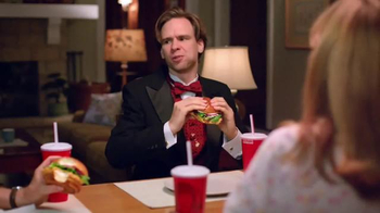 Wendy's Smoked Gouda Chicken Sandwich TV Spot, 'Fancy' - Thumbnail 5