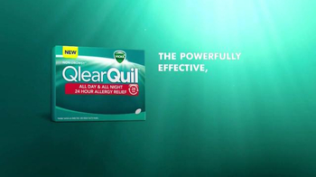 Vicks QlearQuil Allergy TV Spot, 'Chipper' - Thumbnail 5