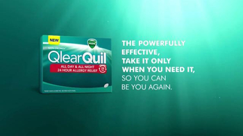 Vicks QlearQuil Allergy TV Spot, 'Chipper' - Thumbnail 6