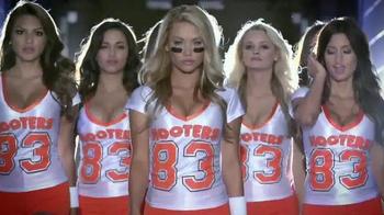 Hooters TV Spot, 'The Hooters Girls Go Through Camp' Featuring Jon Gruden