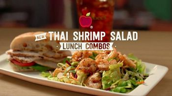 Applebee's Thai Shrimp Salad TV Spot, 'Better Choices'