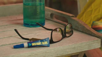 Gorilla Super Glue TV Spot, 'Broken Glasses' - Thumbnail 1