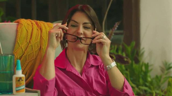 Gorilla Super Glue TV Spot, 'Broken Glasses' - Thumbnail 9