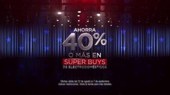 Sears Evento de Labor Day TV Spot [Spanish] - Thumbnail 4
