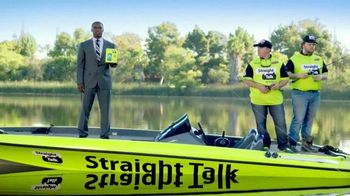 Straight Talk Wireless TV Spot, 'Anglers' - 713 commercial airings