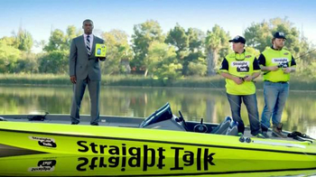 Straight Talk Wireless TV Spot, 'Anglers'