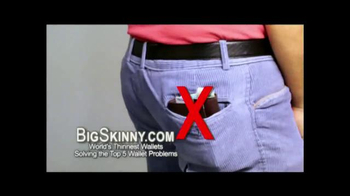 Big Skinny TV Spot, 'Start Thin, Stay Thin' - Thumbnail 1