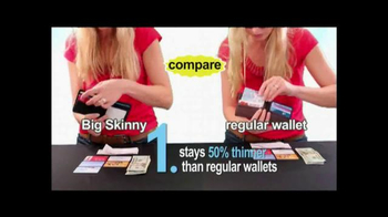 Big Skinny TV Spot, 'Start Thin, Stay Thin' - Thumbnail 3