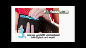 Big Skinny TV Spot, 'Start Thin, Stay Thin' - Thumbnail 6