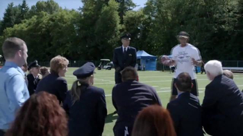 Alaska Airlines TV Spot, 'Training Camp' Featuring Russell Wilson - Thumbnail 1