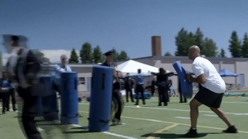 Alaska Airlines TV Spot, 'Training Camp' Featuring Russell Wilson - Thumbnail 3