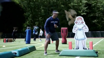 Alaska Airlines TV Spot, 'Training Camp' Featuring Russell Wilson - Thumbnail 4