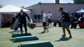 Alaska Airlines TV Spot, 'Training Camp' Featuring Russell Wilson - Thumbnail 5