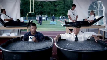 Alaska Airlines TV Spot, \'Training Camp\' Featuring Russell Wilson